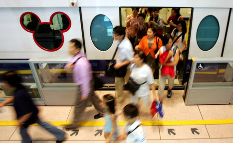 The Unique Genius of Hong Kong's Public Transportation System | Trends in Sustainability | Scoop.it