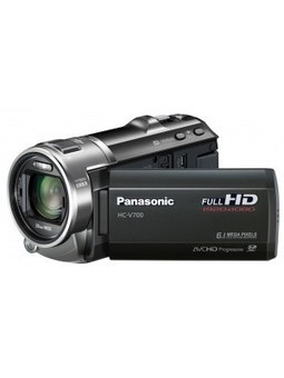 Panasonic HC-V700GC - Black - Shop and Buy Online at Best prices in India. | Online Camera Shopping in India | Price | Shopping | Scoop.it