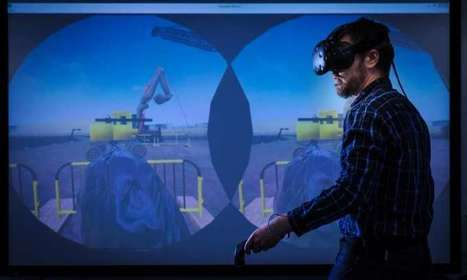 Virtual reality making construction sites safer | construction technologies | Scoop.it
