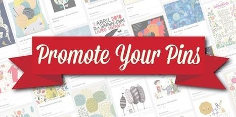Pinterest teste des Pins sponsorisés Animés pour capter votre attention | community management | Scoop.it