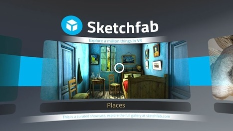 Largest online 3D sharing platform aims to be the YouTube for VR content  | Technology in Business Today | Scoop.it