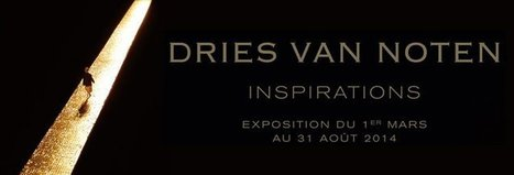 Les Arts Décoratifs | Dries van Noten - Inspirations | design exhibitions | Scoop.it