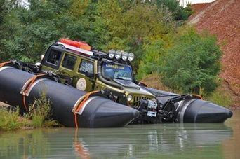 Adventure IQ - Need to build pontoons for the Axial... | Facebook | Fun on the water | Scoop.it