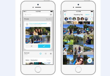 Llega Moments, la app de Facebook para compartir fotografías | Creatividad y Comunicación 2.0 | Scoop.it