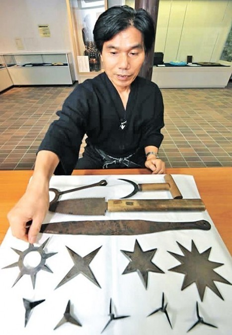 Jinichi Kawakami – Japan's Last Real Ninja | Strange days indeed... | Scoop.it