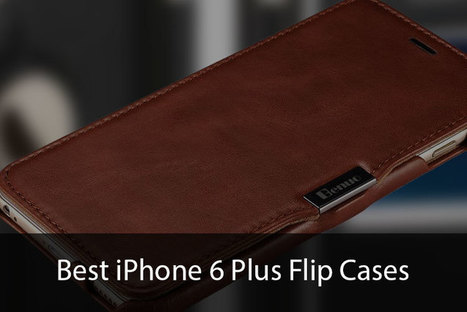 Best iPhone 6 Plus Flip Cases: Unbeatable Collection at the Most Affordable Prices | iPhone and iPad Accessories | Scoop.it