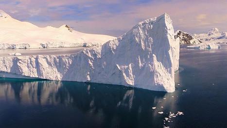 Ballenas e hielos azules de la Antártida: impresionante video realizado con un dron - RT | tecnologia s sustentabilidade | Scoop.it