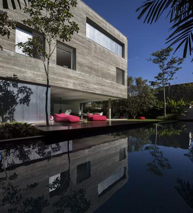 Casa Cubo by Studio MK27 | Interior & Decor | Scoop.it