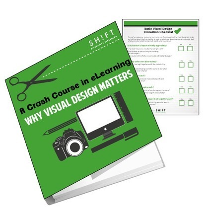 A Crash Course in eLearning: Why Visual Design Matters | E-learning didactische keuzes | Scoop.it