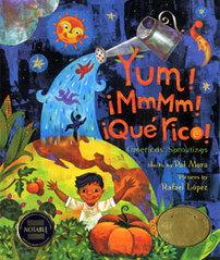 Jill Swann BookTalk: Yum! MmMm! Que Rico! | Multicultural Children's Literature | Scoop.it