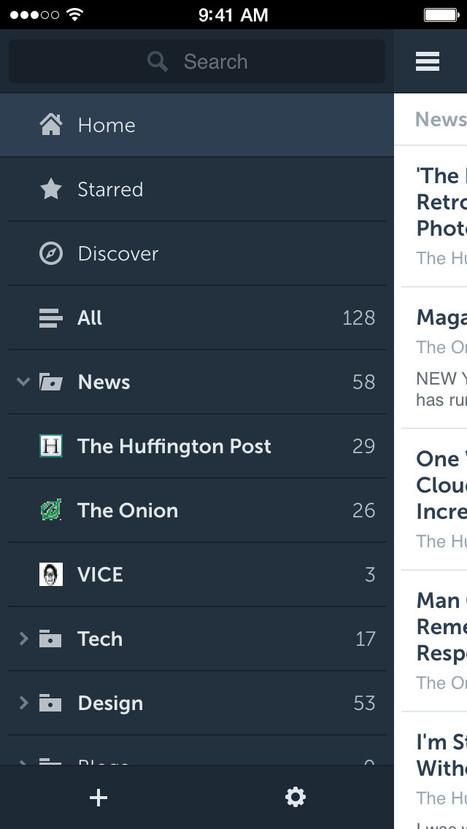 AOL Reader: Mobile and Tablet updates | RSS Circus : veille stratégique, intelligence économique, curation, publication, Web 2.0 | Scoop.it