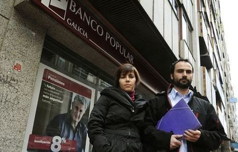 Embargo al Banco Popular por cobrar 9.000 euros de forma fraudulenta | Dibuix Tècnic | Scoop.it