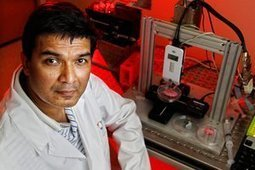 Bioprinting cartilage into people is doctor's goal | Additive Manufacturing News | Scoop.it