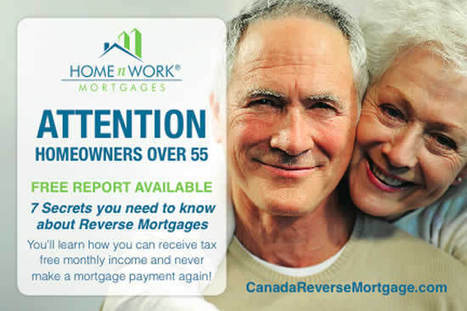 Canada Reverse Mortgage offers Home Equity Loan with No Hidden Fee | PRLog | Canada Reverse Mortgage | Scoop.it