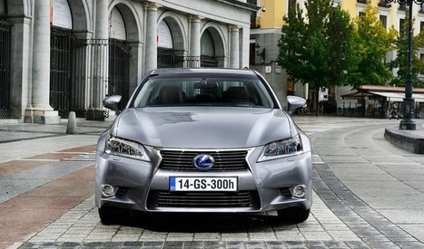 Lexus GS 300h 2014, híbrido: velocidad máxima, precio y especificaciones en Latam Review | Cars Reviews and News | Scoop.it