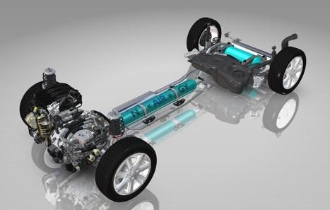 – PSA Peugeot Citroën presenta el nuevo tren de potencia Hybrid Air   automotris   Scoop.it