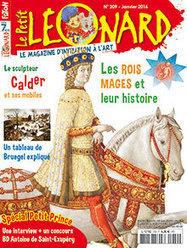 Calder - Les Rois mages - Le Petit Prince | Le Petit Léonard n° 209 | Revue de presse - Nouveautés à retrouver au CDI | Scoop.it