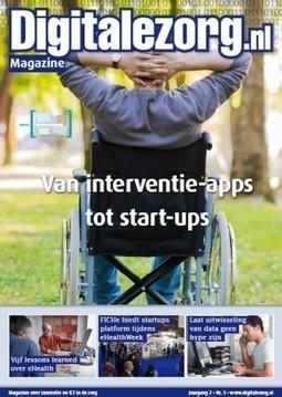 Nederland krijgt grootste eHealth evenement van Europa   DigitaleZorg.nl   Ergotherapie   Scoop.it