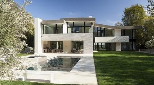 Jolie maison contemporaine san vicente house par mcclean for Construction maison type californienne