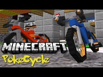 PokeCycle Mod for Minecraft (1.8/1.7.10/1.7.2) | MinecraftMods | Scoop.it