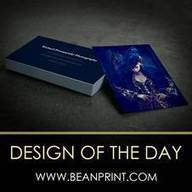 Business cards UK - Printing and template designs online | Beanprint.com | Scoop.it