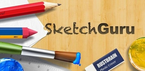 Sketch Guru - Applications Android sur Google Play | Android Apps | Scoop.it