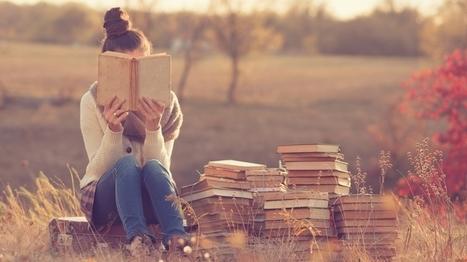 Las personas que leen más, viven más | Pedalogica: educación y TIC | Scoop.it