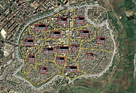 La vieille ville de Diyarbakir broyée et remodelée par la guerre. Reprise en main étatique et dépeuplement sélectif (Orient XXI) | Géographie des conflits | Scoop.it
