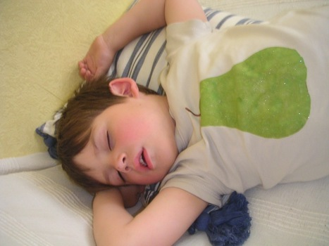 Interaction Imagination: Sleep and rest... | Sensory Activities | Scoop.it