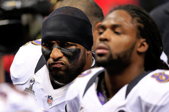 Torrey Smith calls Ray Lewis' claim that Ravens lack leadership 'a ... | Sports leadership | Scoop.it