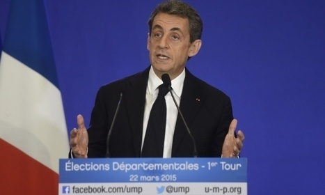 Sarkozy's party denies far-right Front National first place in local elections in France   The Political Side of Things   Scoop.it