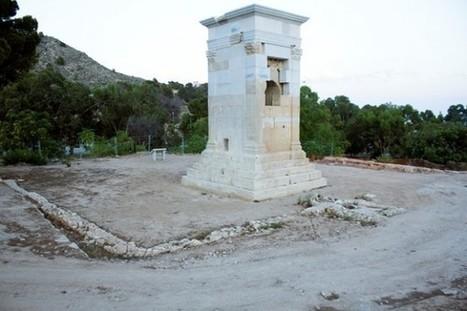 El recinto funerario de la Torre de Sant Josep convierte a este monumento en uno de los cementerios romanos privados más grandes de Hispania | Centro de Estudios Artísticos Elba | Scoop.it