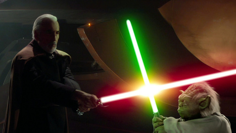 Scientists Created a New Form of Matter and It's Like a Lightsaber | EduTech - technology | Scoop.it