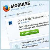 Open With Photoshop, le plugin Firefox qui vous fait gagner du temps | Neadkolor.com | Articles du graphiste Nead Kolor | Scoop.it