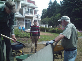 Our Cohousing Adventure: It Takes A Community to Make a Sandbox! | Dave Sellers, Iconoclast Architect , GroupThink about the {non-gadgety} house, home, neighborhood, culture, and sustainable living situation for the future. IDEAS WELCOME, INVITED, ENCOURAGED, and MUCH APPRECIATED! | Scoop.it