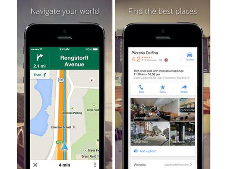 How to save offline maps in Google Maps 3.0 | Mac & iPhone | Scoop.it