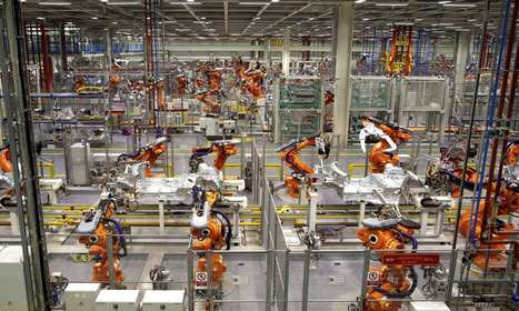 UK manufacturing tipped for strongest growth in Europe | Welfare, Disability, Politics and People's Right's | Scoop.it