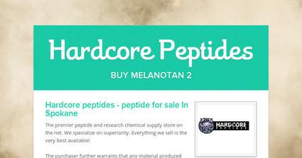 Hardcore Peptides | Hardcore | Scoop.it