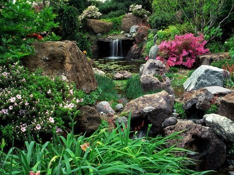 Japanese Tea Garden, Golden Gate Park, San Francisco, California - Most Beautiful Gardens | Japanese Gardens | Scoop.it