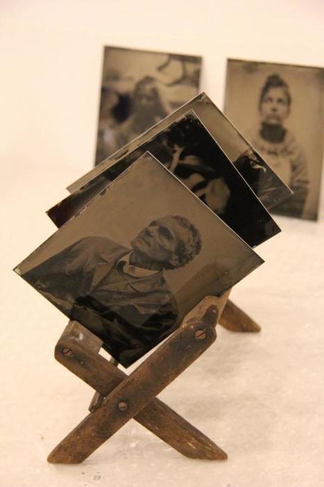 Stage à l'Imagerie. À la découverte du collodion avec Israel Ariño - Ouest-France | Histoire et technique en photographie | Scoop.it