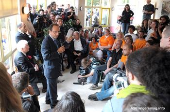 Hollande place la jeunesse au cœur de son programme | Hollande 2012 | Scoop.it