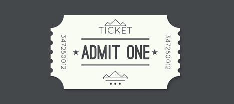 6 Pro Tips for Ticket Giveaways on Social Media   Online Inspiration Hub   Scoop.it