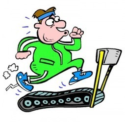 Courir sur tapis roulant / Running on a treadmill | The Running Clinic | Parce que je cours | Scoop.it