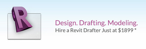 Revit Drafting and Modeling | BluEntCAD – A Leading Provider of Revit MEP Drafting Outsourcing Services | Scoop.it