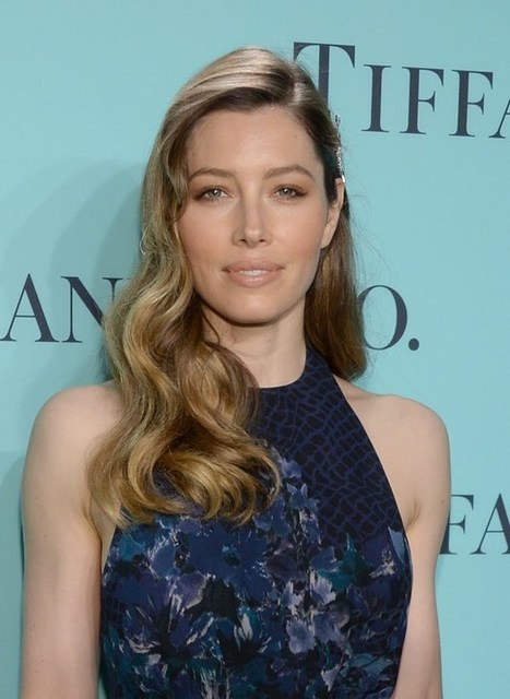 Jessica Biel At Tiffany & Co's Party -- Get Her Exact Beauty - Hollywood Life | Something Beautiful | Scoop.it