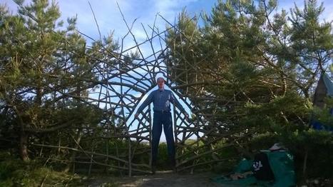 "Arvydas Alisanka: ""Tarppušis"" (Among the Pines) | Art Installations, Sculpture, Contemporary Art | Scoop.it"
