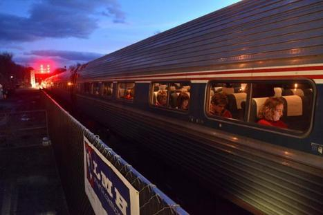 Amtrak Train Connecting Northeast Corridor Reopens in Northampton | Maple and Main Realty | Scoop.it
