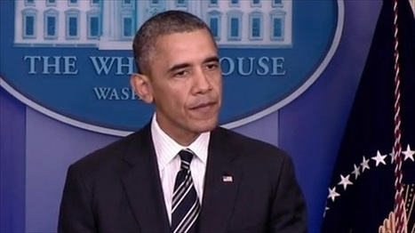 Obama urges Congress to stop 'farce' and end shutdown | The US Constitution | Scoop.it