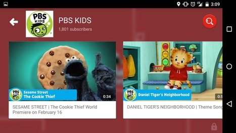 louisgray.com: YouTube Kids: Smart, Mobile First, and Child Sized. | Bob DeMarco | Scoop.it