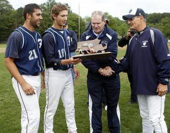 Franklin baseball coach Niro calls it a career | Franklin High School | Scoop.it
